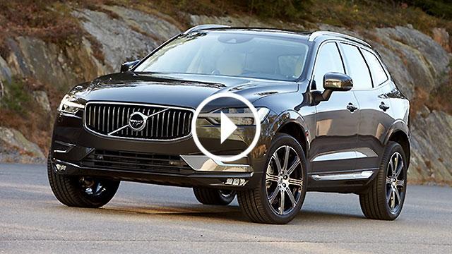 Volvo XC60 – sigurnost u elegantnom pakiranju