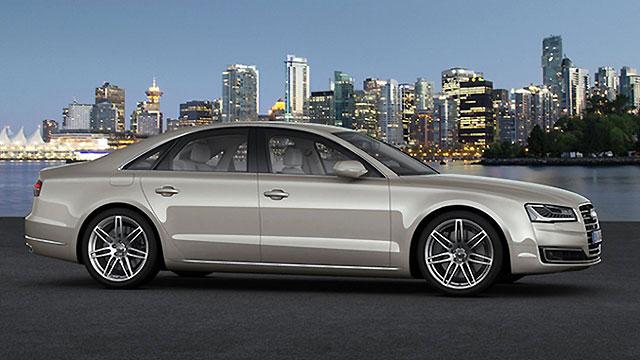 Novi Audi A8 će dobiti laku platformu i karoseriju