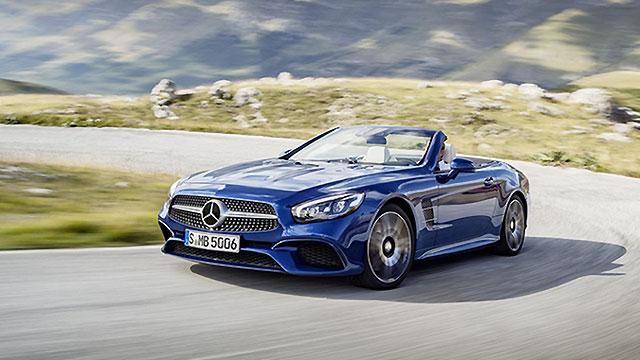 Sljedeći Mercedes-Benz SL lakši i brži