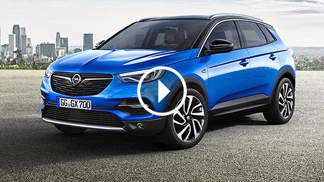 Opel Grandland X – još jedan crossover iz Rüsselsheima