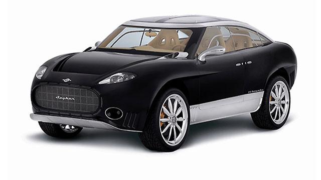 Spyker radi na hibridnom SUV-u