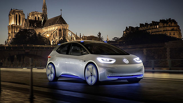 Četvrti Volkswagen I.D. će najaviti električnu limuzinu