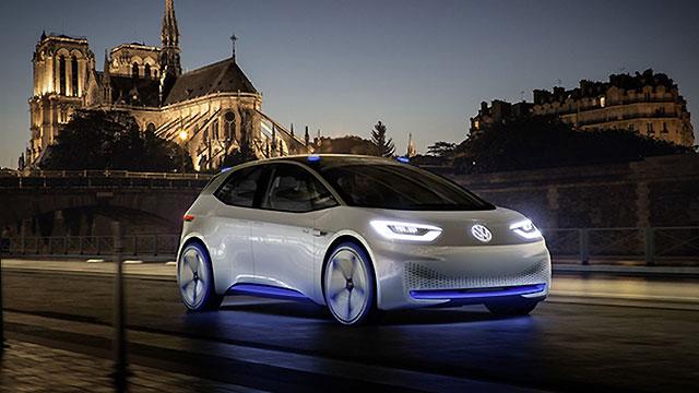 Volkswagen zaštitio nove nazive za I.D. modele