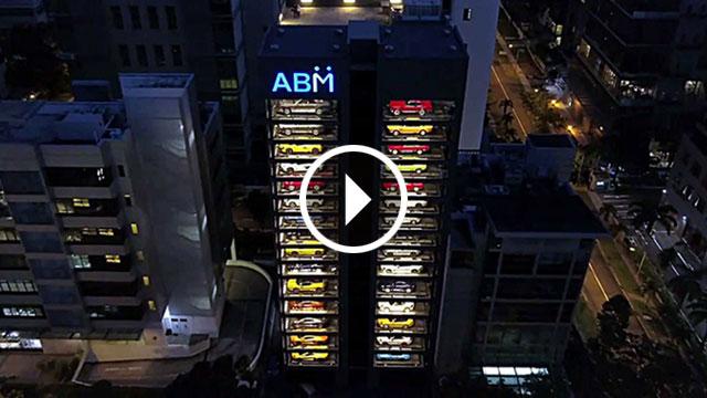 Pogledajte najveći automat za automobile