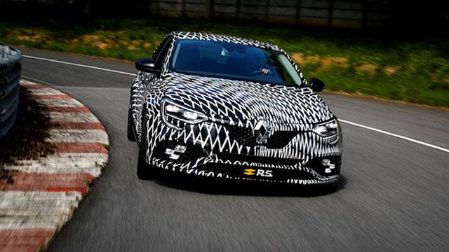 Renault Mégane RS stiže u Monako