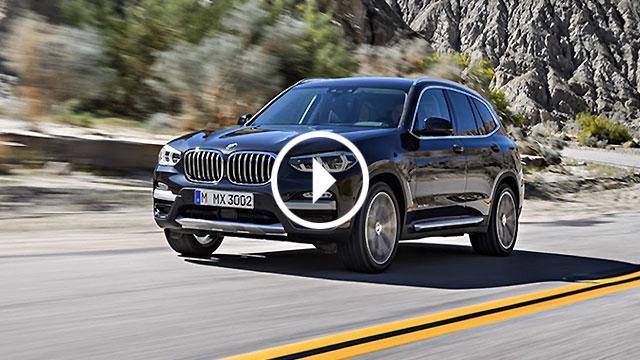 BMW predstavio novi X3