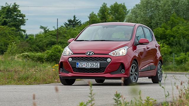 Hyundai i10 1.2 16V Premium Navi