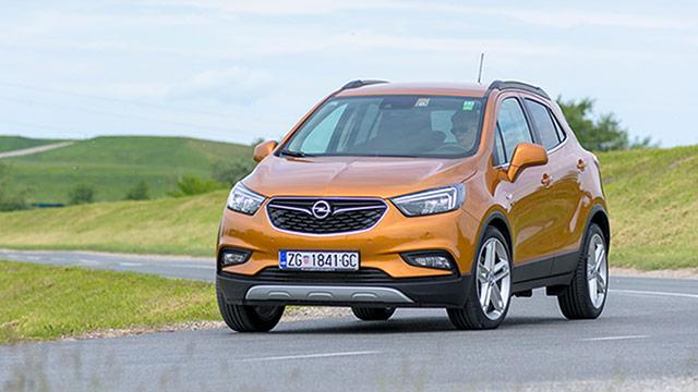Nova Opel Mokka X – posljednja saznanja