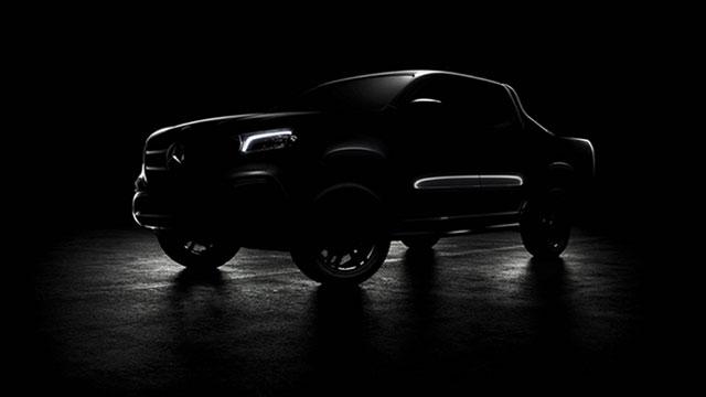 Mercedes-Benz posljednji put najavio X klasu prije skore premijere