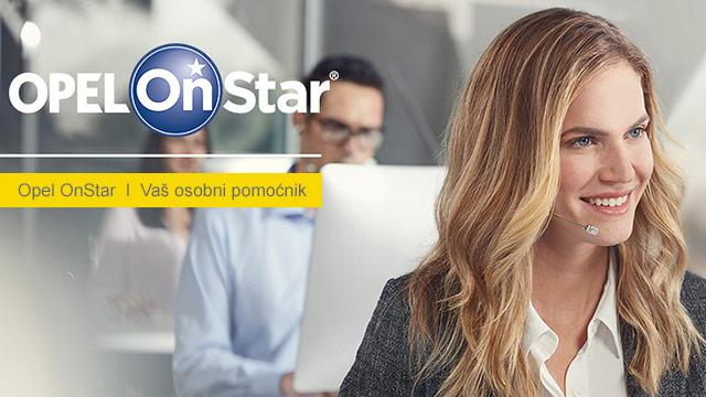 Usluga Opel OnStar na hrvatskom tržištu