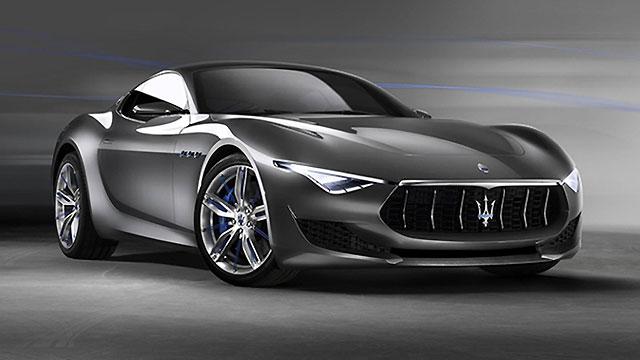 Maserati predvodnik elektrifikacije grupacije FCA