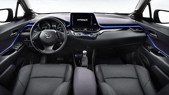 Toyota patentirala rješenje za hvatanje malih predmeta koji padnu između sjedala