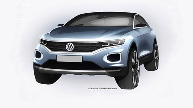 Volkswagen još jednom najavio T-Roc