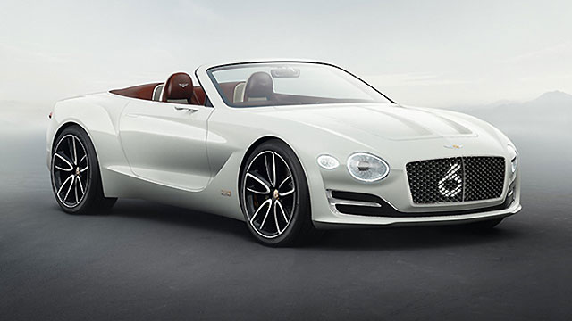 Bentley želi električni model temeljen na Porscheu Mission E