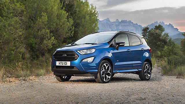 Ford predstavio osvježeni EcoSport