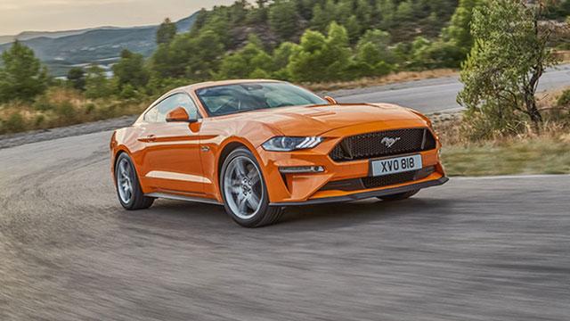 Ford osvježio europski Mustang