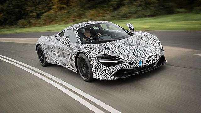McLaren predstavio BP23 Protoype