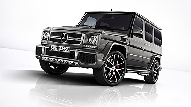 Mercedes-AMG predstavio G 63 i G 65 Exclusive Edition
