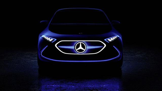 Mercedes-Benz sprema električni EQE
