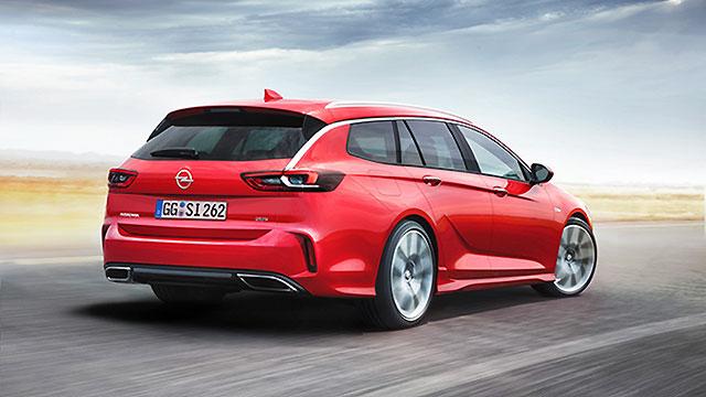 Opel predstavio Insigniu GSi Sports Tourer i 2.0 bi-turbo dizel
