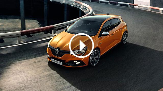 Renault predstavio Mégane RS