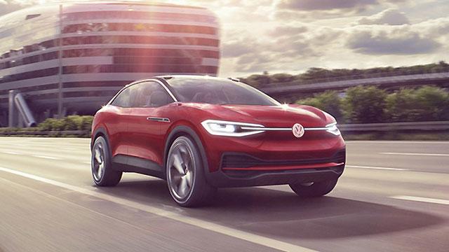 Volkswagen predstavio I.D. Crozz II