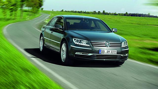 Volkswagen će nasljednika Phaetona najaviti električno pokretanim konceptom