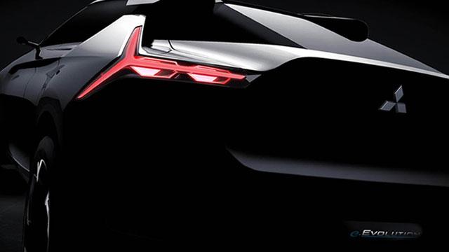 Mitsubishi Evo se vraća? Kao električni crossover