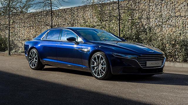 Aston Martin priprema dvije Lagonde do 2023.