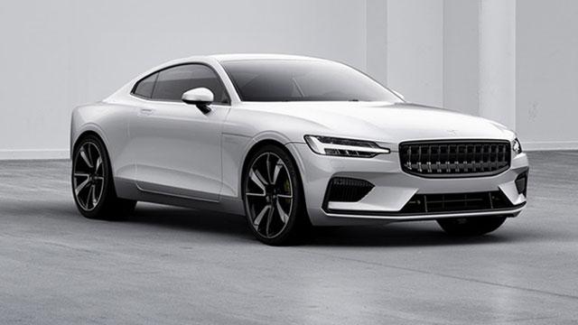Polestar 1 – 600 KS, 1000 Nm i 150 km električne autonomije