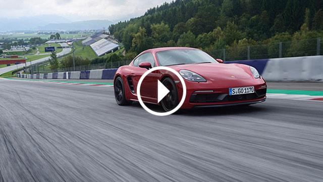 Porsche predstavio 718 GTS