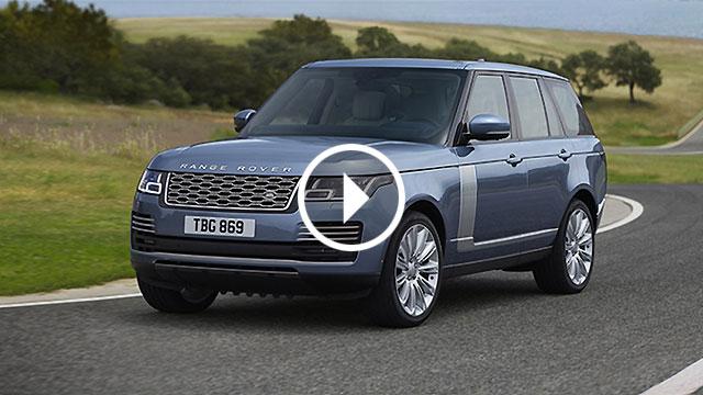 Osvježen Range Rover, a stigla je i plug-in hibridna izvedba