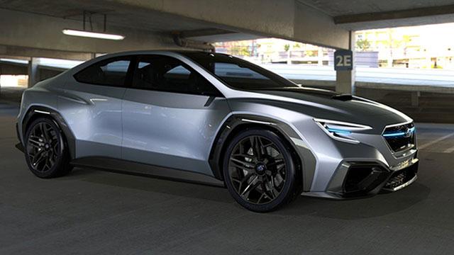Subaru Viziv Performance – najava sljedeće generacije WRX-a