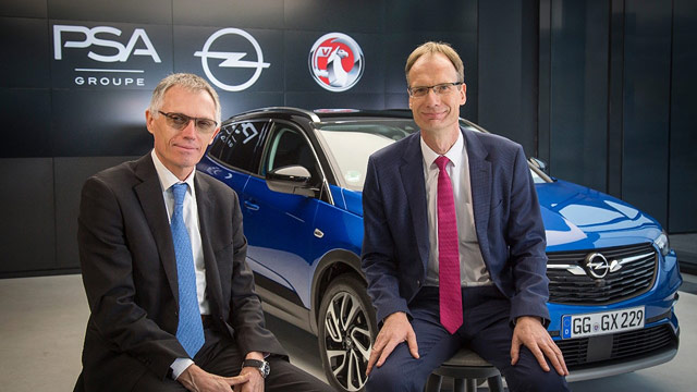 Opel predstavio strateški plan PACE!