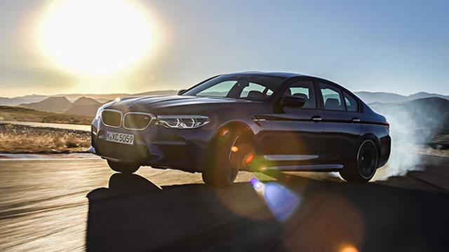 BMW uskoro predstavlja M5 Competition