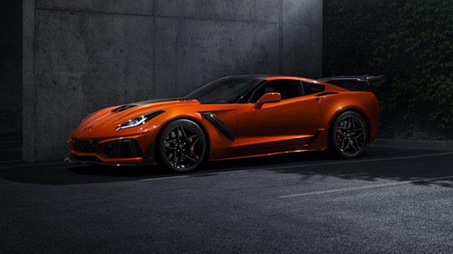 Chevrolet predstavio Corvette ZR1