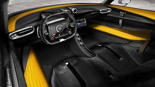 Hennessey predstavio interijer modela Venom F5