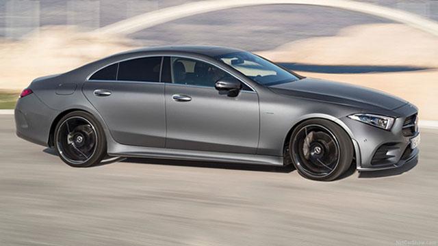 Mercedes-Benz potvrdio hibridnu AMG izvedbu novog CLS-a