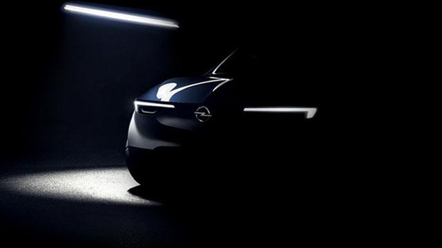 Opel objavio teaser nepoznatog modela