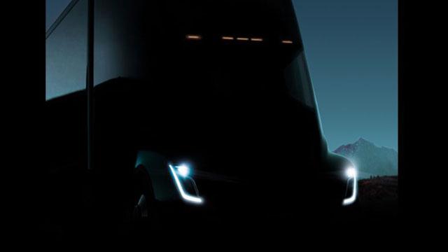 Tesla uskoro predstavlja električni kamion