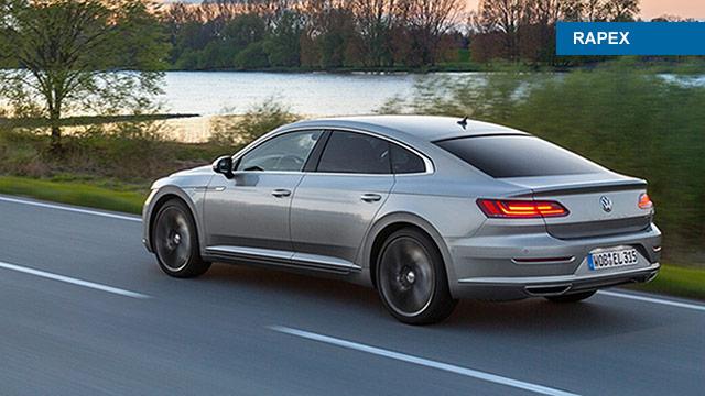 Volkswagen opoziva Arteon, Golf i Passat zbog ležajeva kotača