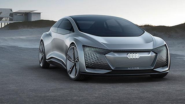 Autonomni Audi Aicon će na tržište stići 2021.
