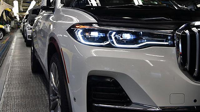 BMW započeo proizvodnju modela X7