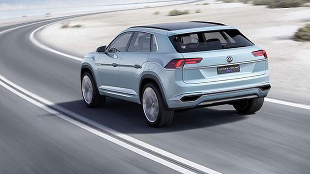 Volkswagen priprema Tiguan Coupe