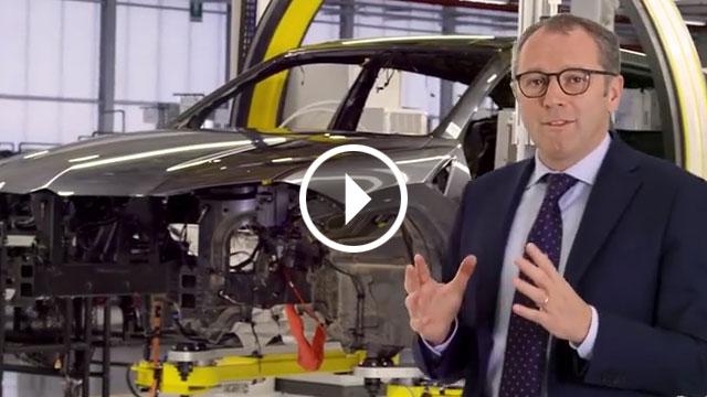 Lamborghini Urus – zadnji teaser