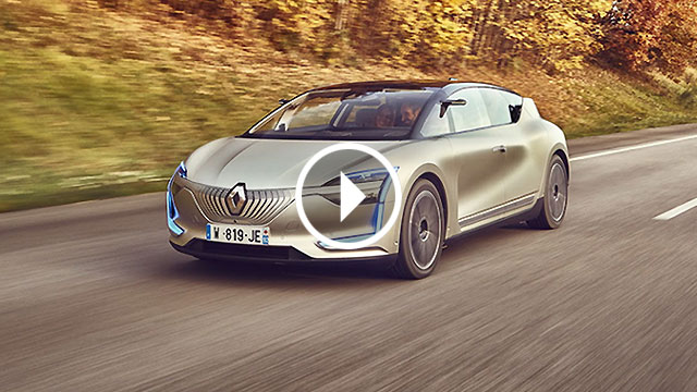 Renault dodatno predstavio konceptni Symbioz