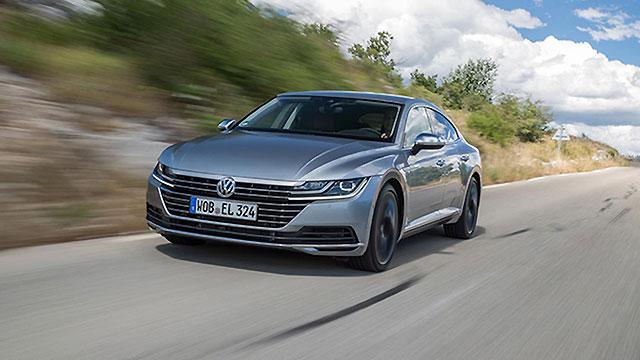 Volkswagen sprema Arteon Shooting Brake?