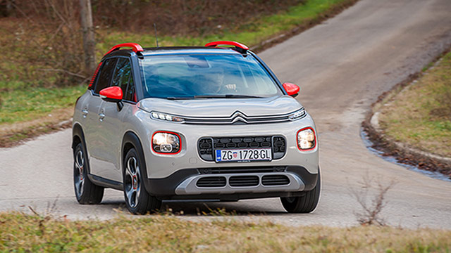 Citroën C3 Aircross 1.6 BlueHDi Shine