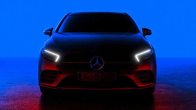 Mercedes-Benz će 2. veljače predstaviti osvježenu A klasu
