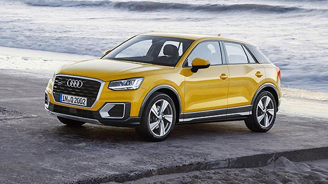 Audi sprema električnu izvedbu produženog Q2